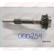 000254 - EIXO PILOTO - VAN / PICKUP BS09