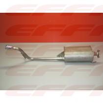 301125 - ESCAPAMENTO FINAL (SILENCIOSO) M100 09/