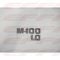 """302212 - ADESIVO """"M-100 1.0"""" RESINA"""