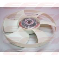 500295 - HELICE DO VENTILADOR DO RADIADOR COM ACOPLAMENTO
